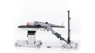 Anterior Approach THA Using the RotexTable Automated Leg Positioning Device - Surgical Technique
