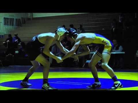 Varsity Wrestling: LT v Mt Carmel - 1-14-2016
