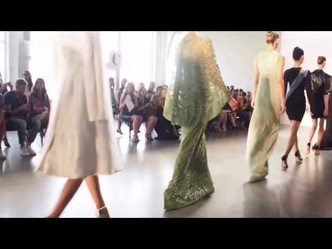 Pamella Roland  SS17 Fashion Show and Collection NYFW