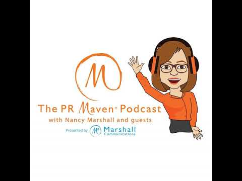 Episode 37: Nancy Roberts, Program Coordinator for Marketing, New England School of Communications