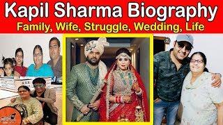 Kapil Sharma   With Family   Biography   Real Wife   Kapil Sharma Show   Mother   Movies   Age  Gini