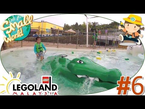 เด็กจิ๋วเล่นน้ำโซนเด็กน้อย (Lego Land) [N'Prim W313]