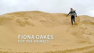 FIONA OAKES - FOR THE ANIMALS (Running)
