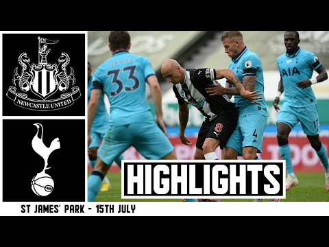 Newcastle Tottenham Goals And Highlights