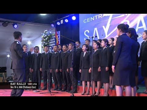 Central North Division Songsters - Beramno & Halleluiah Chorus (live)
