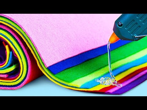 50 AWESOME CRAFTING LIFE HACKS