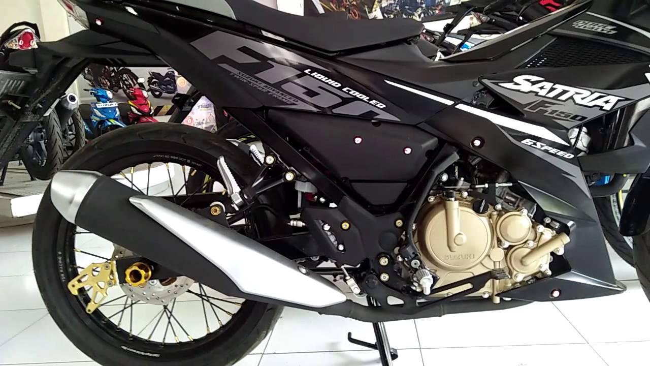 Raider 150 Matte Black >> BLACK TITAN FI MODIFIKASI - YouTube