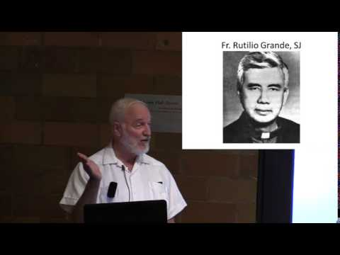 Joe Mulligan, S.J., on the Jesuit martyrs of El Salvador (TV 14)