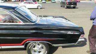 1965 Mercury Comet Caliente walk-around