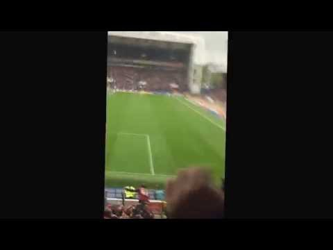 Scott Arfield Goal vs Blackburn - From Burnley Fans View