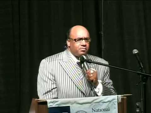 Rev. Leroy Elliott @ National Baptist Convention 2008 (Pt. 1)