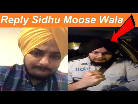Sidhu Moose Wala Reply To Gurjant Singh Australia