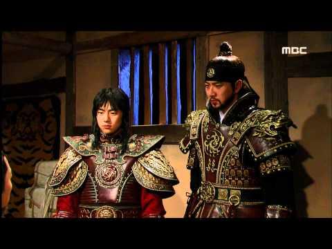 [고구려 사극판타지] 주몽 Jumong 국경을 순시하다 금와의 행방 듣고 찾아가는 주몽