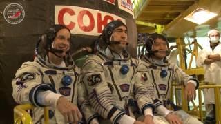 Экипаж 48/49-ой длительной экспедиции на МКС