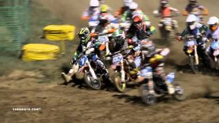 2012 Junior World Champs - 65cc Class ft Grothues / Mullennix / Dankers - vurbmoto