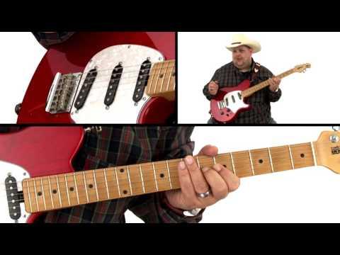 Johnny Hiland Guitar Lesson - #2 Working Man Blues Rhythm