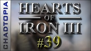 Hearts of Iron 3 (Their Finest Hour) - Tactics Thursday - Episode 39 - Revenge shall be mine