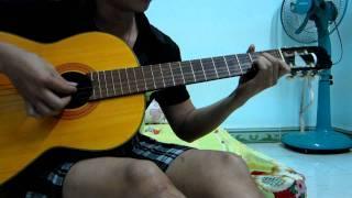 ♪♫ nhớ mùa thu hà nội-guitar ♪♫