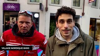 Vincent teste le Biathlon à l'occasion des JOJ 2020 à Lausanne thumbnail