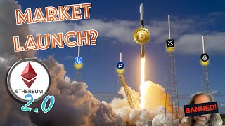 Is the Market Launching Or Is This a FALSE FLAG? Ethereum 2.0 IN-DEPTH Report + Ripple CTO Banned!