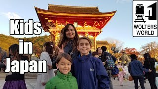 Visit Japan: Advice for Traveling with Children in Japan Video