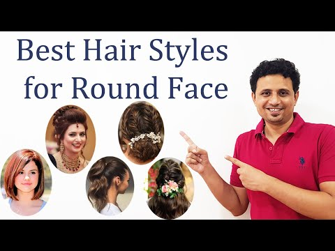 hairstyles-for-round-face-girl-|-wedding-hair-styles-|-bridal-hair-style-&-tips