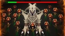 The RuneScape Nuke 2: Breaking the Beast