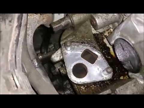 2003 Honda Civic oil leak fix.....super easy!