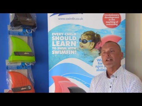 SwimFin asks creator Kevin Moseley: What inspired you to create SwimFin?