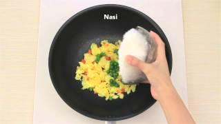 Dapur Umami - NasGor Keju Sajiku