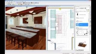 Home Designer Software - Kitchen Island Contest