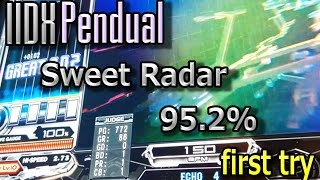 [IIDX Pendual] Sweet Radar SPA
