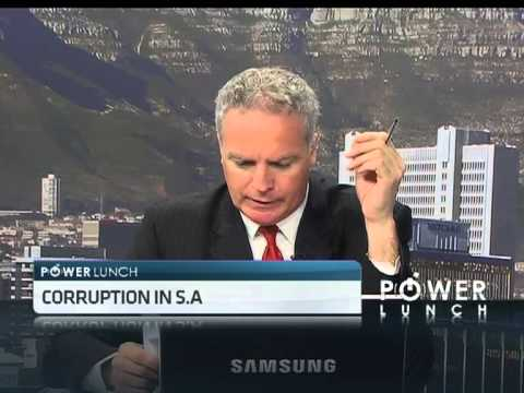 Crippling Power of Corruption on South Africa