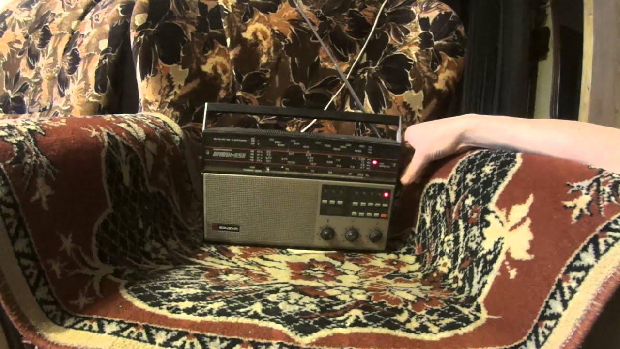 Радиоприёмник ОКЕАН 222, возвращённый из небытия! FM 88-108MHz .