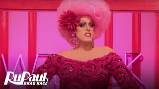 Every Drag Race Werkroom Entrance Supercut | RuPaul's Drag Race