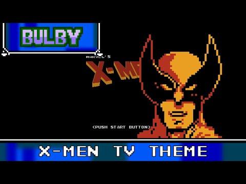 X-Men TV Theme 8 Bit