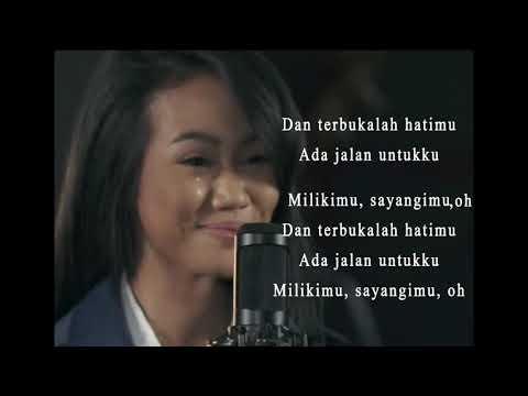 Yura Yunita   Buka Hati ( Lirik Lagu )