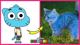 The Amazing World Of Gumball IN REAL LIFE 👉@WANA Plus