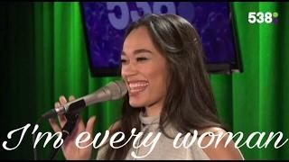 Romy Monteiro I'm every woman (Radio 538)