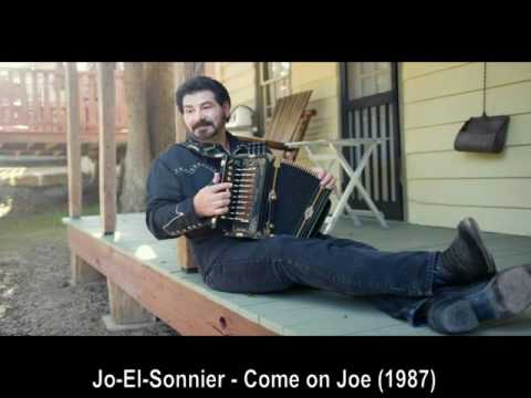 Come on Joe ~ Jo-El Sonnier   1987 ~ Music and clips