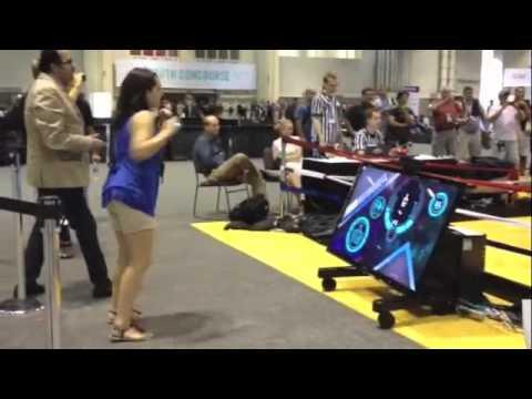 Boxing Bots at Microsoft TechEd