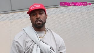 Kanye West Will Be The Next President Of The United States Of America 9.30.18 - TheHollywoodFix.com