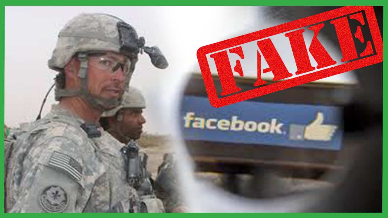 Military Man has 3,000 fake profiles used for Romance Scams