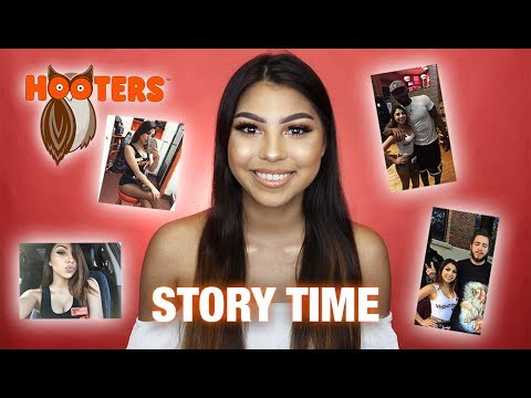 STORY TIME: WHY I QUIT HOOTERS   BRITTNEY KAY