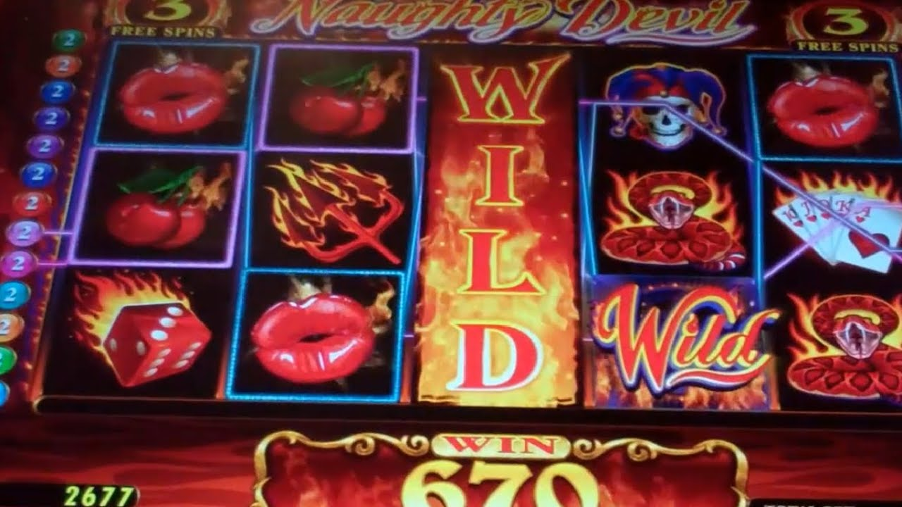 Devil Slot Machine