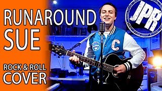 Runaround Sue - 50's Rock & Roll Cover! (Dion And The Belmonts, The Overtones) Josef Pitura-Riley