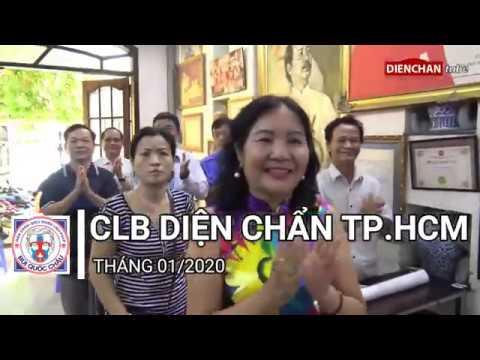CLB Diện Chẩn TP.HCM tháng 1 năm 2020