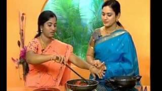 Andhra Recipes - Chicken 65 - Kobbari Burelu - 02