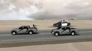 8 قتلى في هجوم مسلح على دوريات أمنية في الكرك