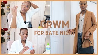 GRWM DATE NIGHT | CHIT CHAT INTERRACIAL DATING & MARRIAGE